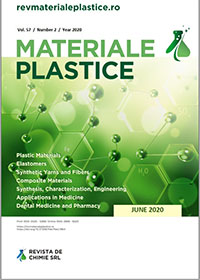 Materiale Plastice - Latest Issue